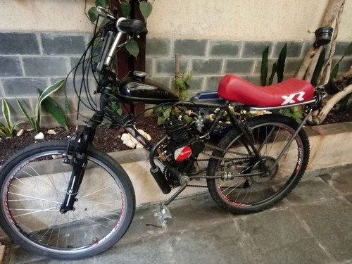 Imagem 1 de 11 de Bike Motorizada, 80cc.