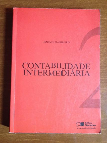 Livro Contabilidade Intermediária - Osni Moura Ribeiro
