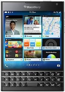Blackberry Pasaporte - Negro - 32 Gb - Desbloqueado De Fábri