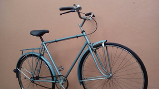 Bicicleta Clasica Paseo R28 Peugueot Made In France Restaura