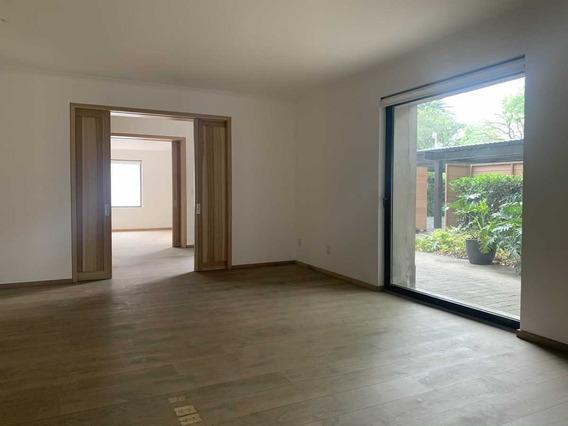 Casa Habitacional En Renta En Palmas Con Oficina