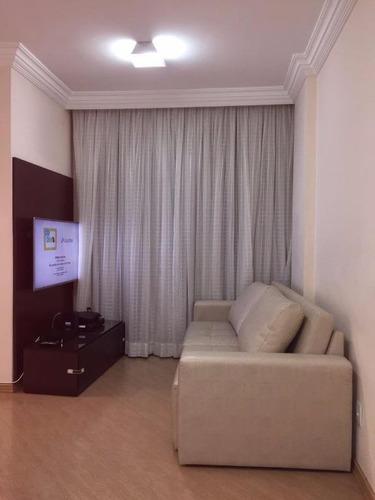 Imagem 1 de 18 de Apartamento Residencial À Venda, Jardim Independência, São Paulo. - Ap3329