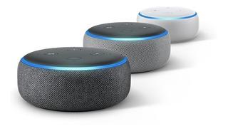 Amazon Echo Dot 3 Generacion, Envio Inmediato Desde Bogota
