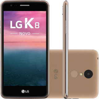 Celular Lg K8 4g 16gb Quad Core 13mp Dual Chip Android 6.0