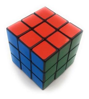 Cubo Rompecabezas Rvbik 3x3 Pasatiempo Diversion En Casa