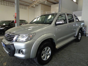 Toyota Hilux 2.7 Cd Srv 4x4 Flex