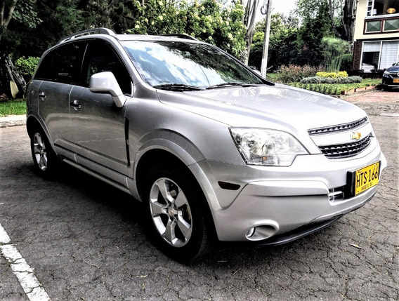 Chevrolet Captiva Sport Ltz At 3.0 V6 24v Awd Full Equipo