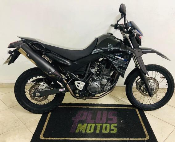 Yamaha Xt 660r Km 18000 Ano 2018