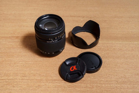 Lente Sony Alpha Sal18250 18-250mm A-mount