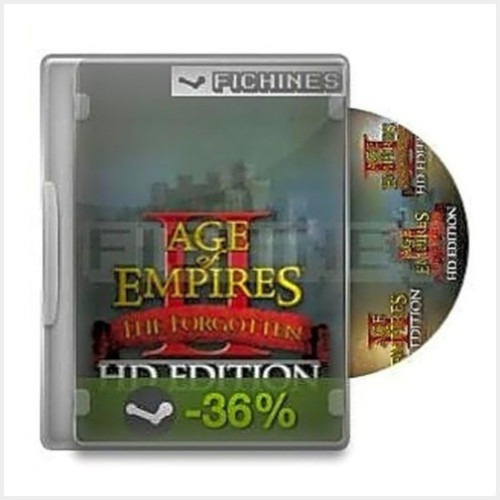 Imagen 1 de 3 de Age Of Empires 2 Ii Hd + Forgotten + African.. Steam #84120