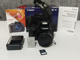 Canon Sx60hs Semiprofissional Zerada