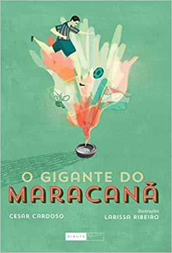 Livro O Gigante Do Maracanã