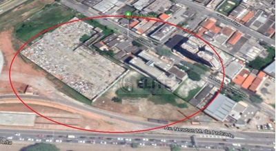 Terreno Para Alugar, 9902 M² Por R$ 130.000/mês - Vila Dusi - São Bernardo Do Campo/sp - Te0270