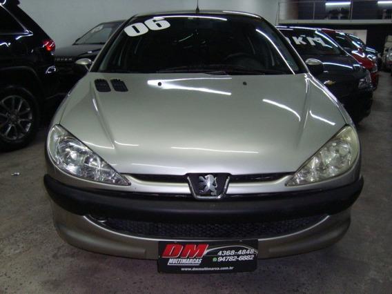 Peugeot 206 Sansetion 1.0 4p 2006