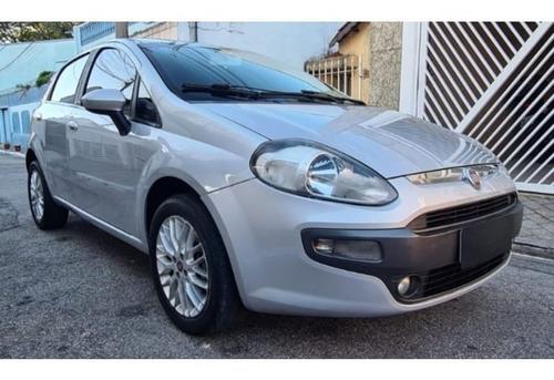 Fiat Punto 1.6 Essence 16v Flex 4p Automatizado 2012/2013