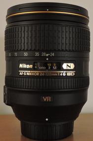 Lente Nikkor Afs 24-120mm F4 Ed Vr
