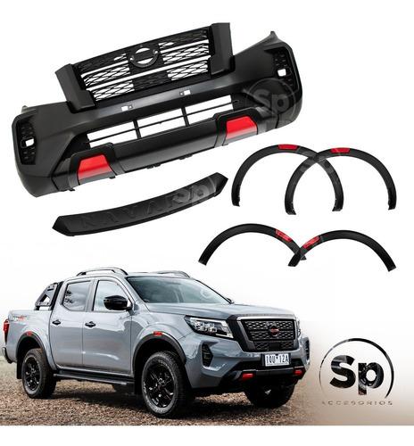Imagen 1 de 8 de Body Kit Nissan Conversión Np300 Frontier 16/20 A 2021 Pro4x