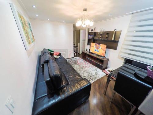 Imagem 1 de 15 de Apartamento Com 2 Dormitórios À Venda, 53 M² Por R$ 270.000,00 - Itaquera - São Paulo/sp - Ap4554