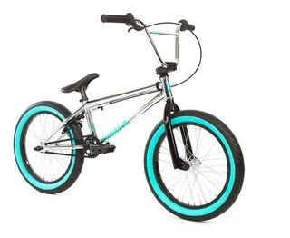 Bicicleta Fit Bike Co Eighteen Bmx Cromada ¡rodado 18! Pro