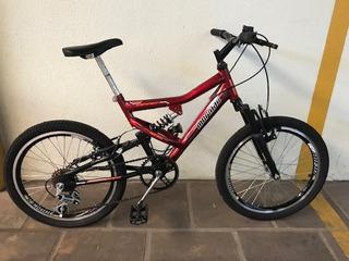 Bicicleta Mormaii Aro 20, Usada, 6 Marchas, Excelente Estado