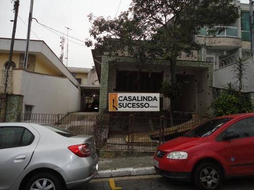 Casa Com 2 Dormitórios À Venda, 209 M² Por R$ 750.000,00 - Penha - São Paulo/sp - Ca6109