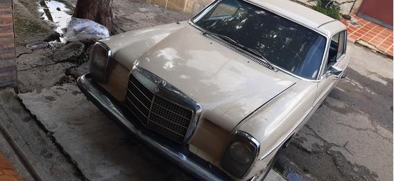 Mercedes-benz Clase C 250 Copue 1972