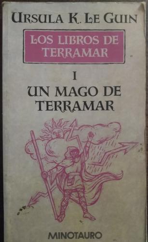 Ursula K Le Guin Un Mago De Terramar Mercado Libre