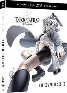 Blu-ray A 1 Taboo Tattoo: The Complete Series [blu-ray]