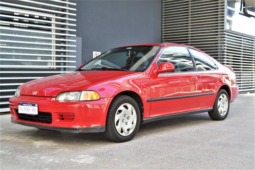 Honda Civic Ex Coupe 1995