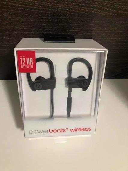 Fone Powerbeats 3 Wireless