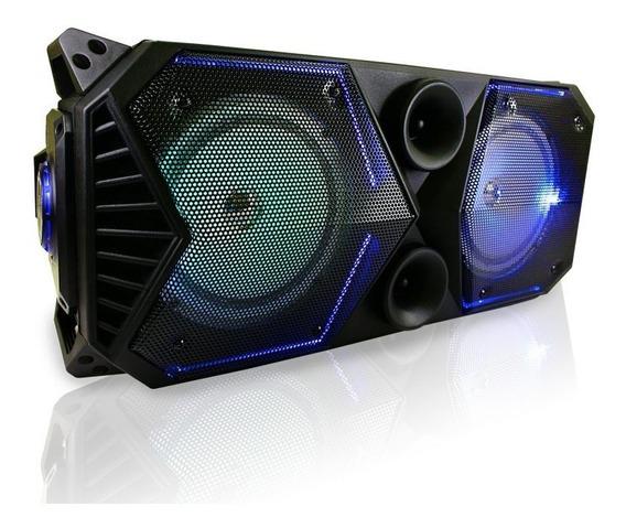 Caixa De Som Bluetooth C/ Controle E Microfone