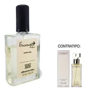 Eternity Mujer Perfume Contratipo 100 Ml