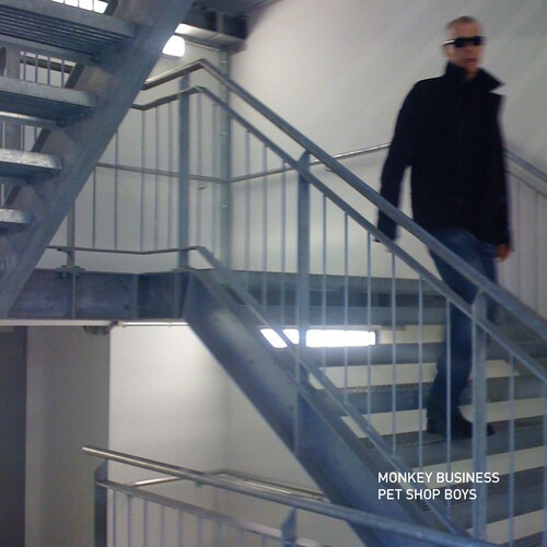 Pet Shop Boys Monkey Business 12-inch Single Us Import