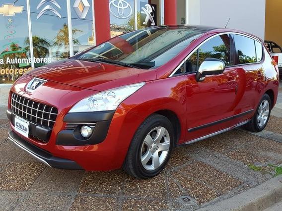 Peugeot 3008 Premium Plus 1.6 Nafta 2011