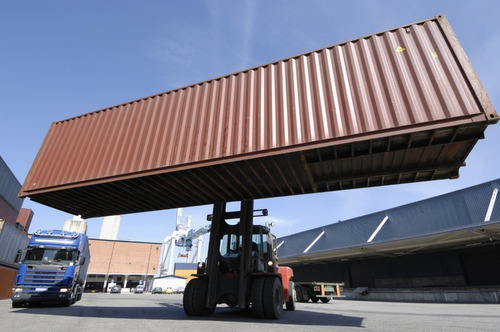 Contenedores Maritimos Containers Usados 20' Dv Interior