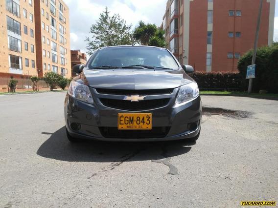 Chevrolet Sail Lt Aa 2ab Abs