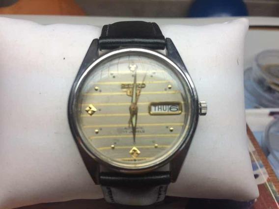 Relógio Seiko 5 Automático - Máquina 6309