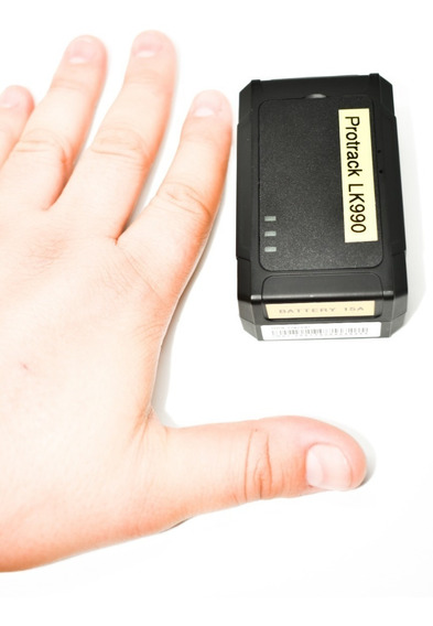Gps Rastreador Veicular Pessoal Mini Sem Fiação Lk990