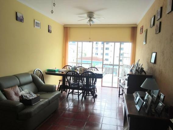 Apartamento Em Jardim Três Marias, Guarujá/sp De 55m² 1 Quartos À Venda Por R$ 180.000,00 - Ap362154
