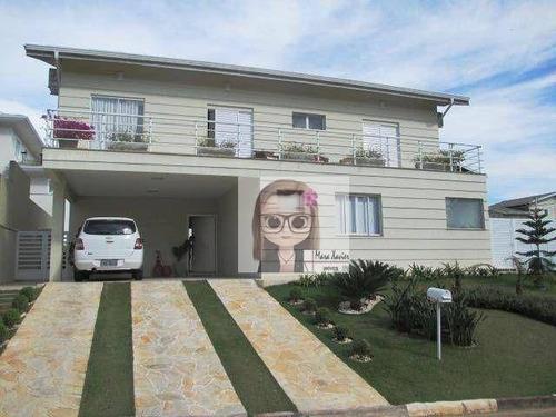 Imagem 1 de 30 de Sobrado Com 3 Dormitórios, 258 M² - Venda Por R$ 1.290.000,00 Ou Aluguel Por R$ 5.700,00/mês - Jardim Panorama - Vinhedo/sp - So0551