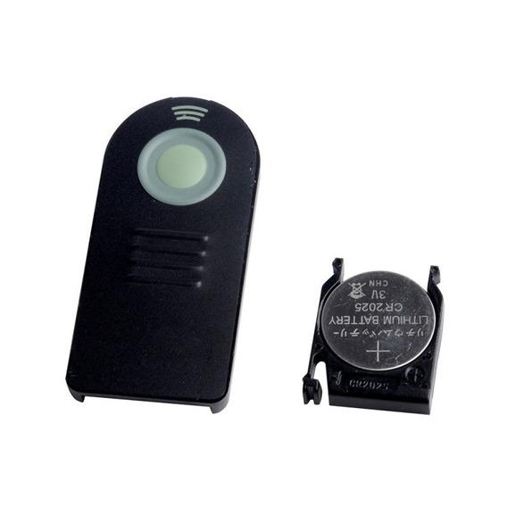 Controle Remoto Ml-l3 Disparador P/ Nikon Infravermelho