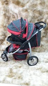 Carrinhos De Bebe 3 Rodas Com Bebe Conforto Marca Baby Hapy