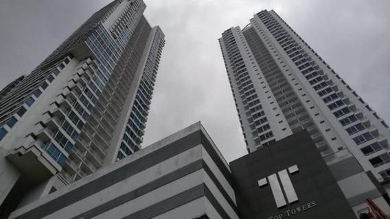 Vendo Apto Amoblado En Ph Top Towers, Costa Del Este 20-5023