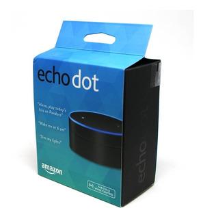Amazon Echo Dot Alexa 2da Generacion Envio Gratis