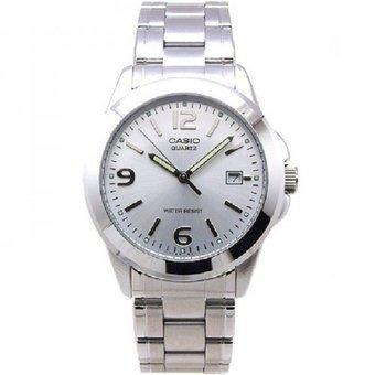 Reloj 7a Gris Ltp 1215a Casio Mujer Analógico bgYf76y