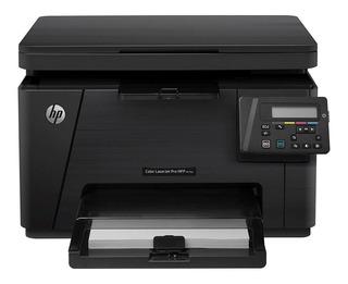 Impresora Hp Laser Color Multifuncion M176n La Ultima !