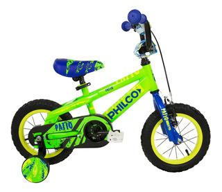 Bicicleta Philco Niño - Rodado 12 Philco 2334320