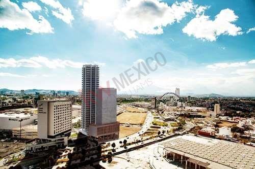 Departamento En Venta En Angelopolis, Frente A La Estrella De Puebla