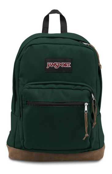 Jansport Mochila Right Pack Verde