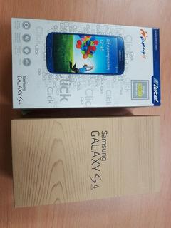 Caja Original Samsung S4 Telcel